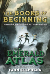 Cover of The Emerald Atlas cover