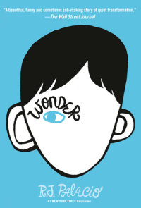 Cover of Wonder cover