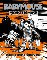 Cover of Babymouse #9: Monster Mash cover