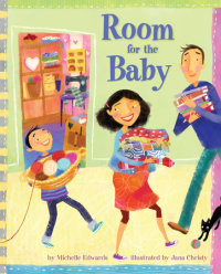 Book cover for Room for the Baby