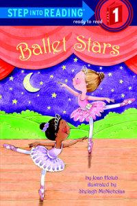 Cover of Ballet Stars cover