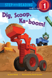 Cover of Dig, Scoop, Ka-boom! cover