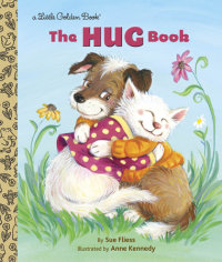 Cover of The Hug Book cover