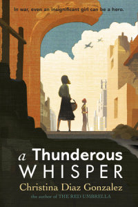 Cover of A Thunderous Whisper cover