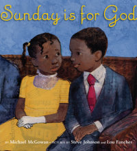 Cover of Sunday Is for God