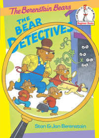 Book cover for The Bear Detectives