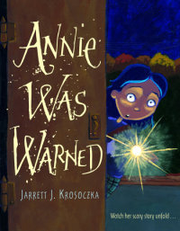 Book cover for Annie was Warned