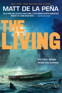 Cover of The Living cover