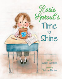Book cover for Rosie Sprout\'s Time to Shine