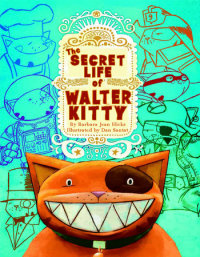 Cover of The Secret Life of Walter Kitty