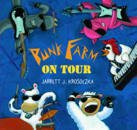 Cover of Punk Farm on Tour cover