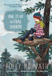 Cover of One Year in Coal Harbor cover