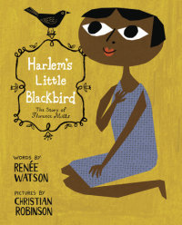 Cover of Harlem\'s Little Blackbird cover