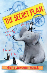 Cover of The Secret Plan