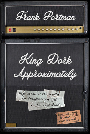 Cover of King Dork Approximately