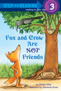 Cover of Fox and Crow Are Not Friends cover