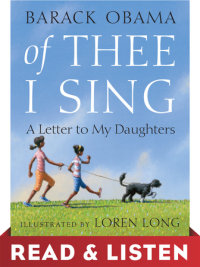 Cover of Of Thee I Sing cover