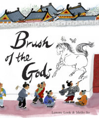 Cover of Brush of the Gods cover