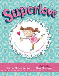 Book cover for Superlove