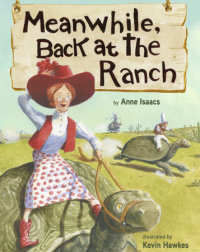 Cover of Meanwhile, Back at the Ranch