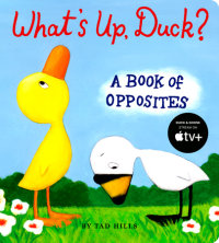 Book cover for What\'s Up, Duck?