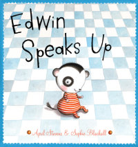 Book cover for Edwin Speaks Up