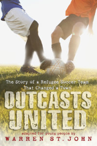 Cover of Outcasts United cover