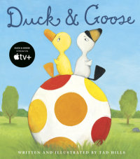 Cover of Duck & Goose cover
