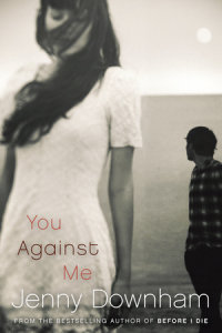 Cover of You Against Me cover