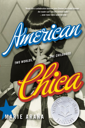 American Chica book cover