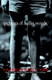 Cover of Pictures of Hollis Woods cover
