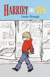 Cover of Harriet the Spy cover