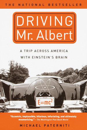 Driving Mr. Albert book cover