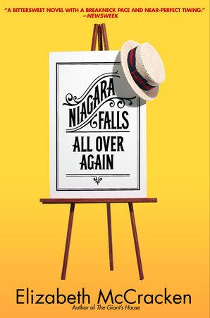 Niagara Falls All Over Again book cover