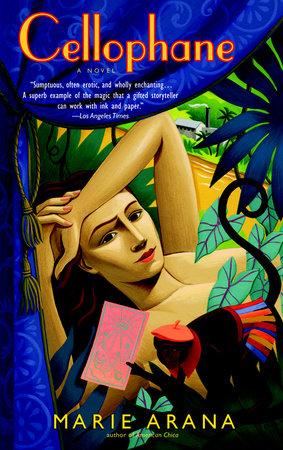 Cellophane book cover