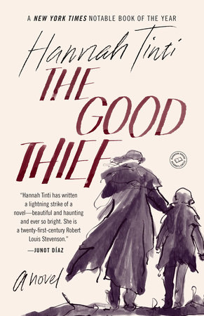 The Good Thief book cover