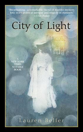City of Light book cover
