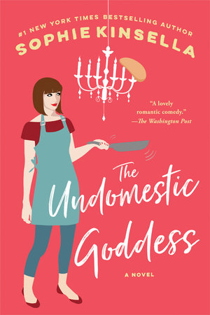 The Undomestic Goddess book cover
