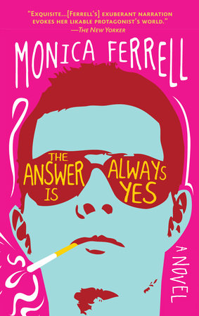 The Answer Is Always Yes book cover