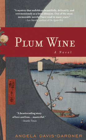 Plum Wine book cover