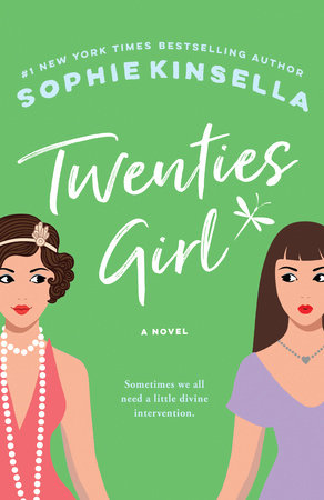 Twenties Girl book cover