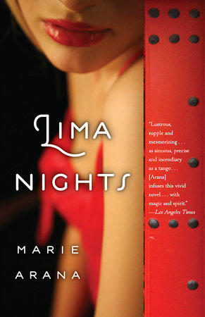 Lima Nights book cover