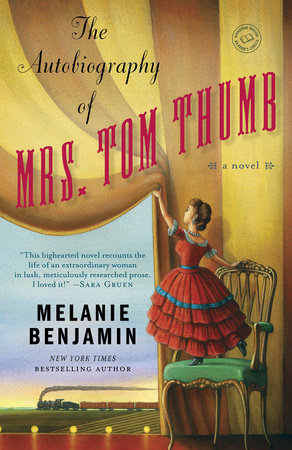 Cover image for The Autobiography of Mrs. Tom Thumb