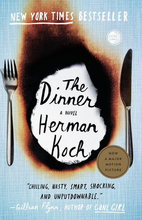 The Dinner book cover