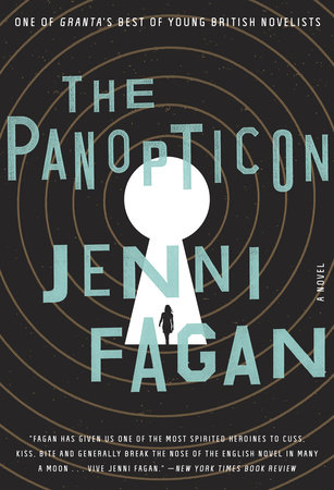The Panopticon book cover