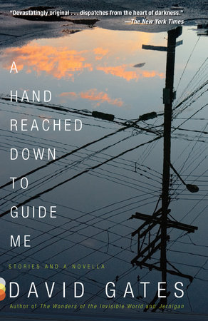 A Hand Reached Down to Guide Me
