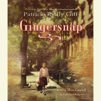 Cover of Gingersnap cover