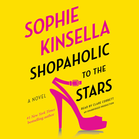 Shopaholic to the Stars book cover