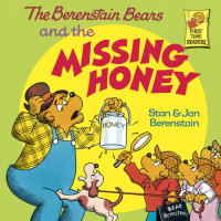 Book cover for The Berenstain Bears and the Missing Honey