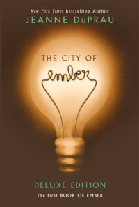Book cover for The City of Ember Deluxe Edition